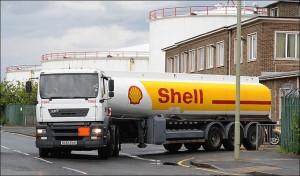 fuel tanker